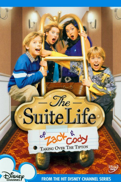 The Suite Life Of Zack And Cody I used to love them when I was little