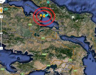 Ειδησεογραφικό Καλειδοσκόπιο: Σεισμός 5,3 Ρίχτερ ΒΔ της Χαλκίδας...