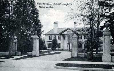 Residence of R.S. McLaughlin