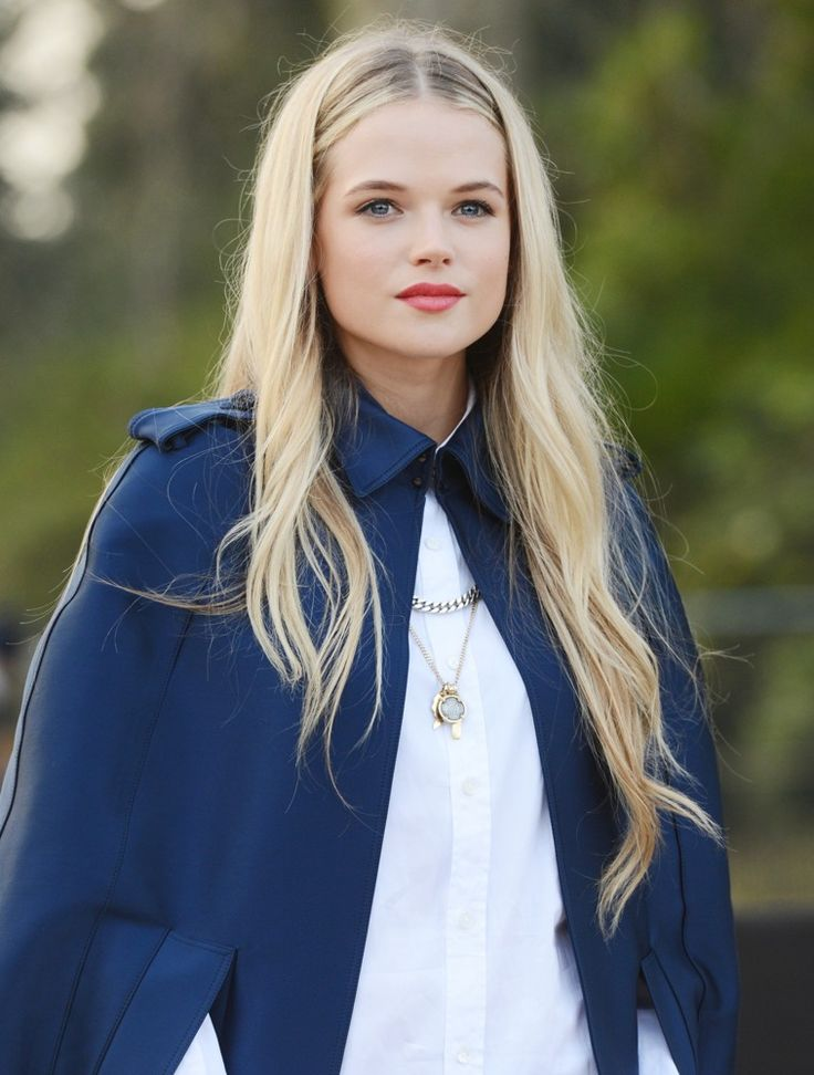 Gabriella Wilde Picture 16 - London Fashion Week - Autumn-Winter ...