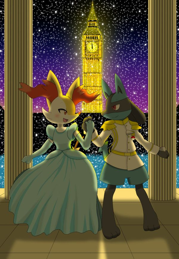 C Year End Dance By Winick Lim Deviantart Com On Deviantart Pokemon Pinterest