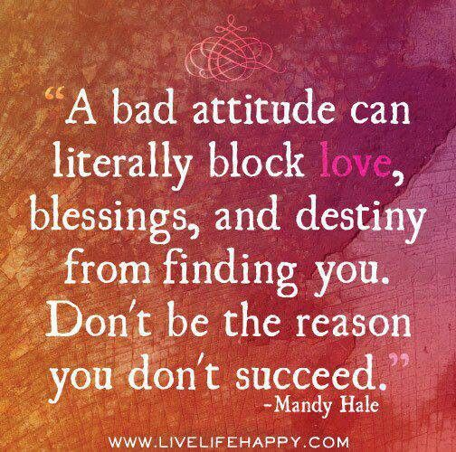 how to bring positive attitude