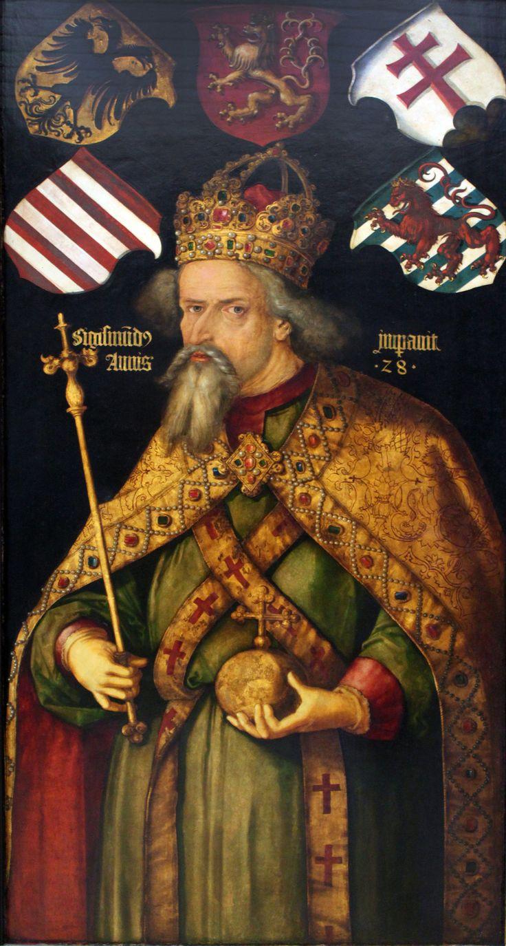 Albrecht Durer Poster - Emperor Sigismund