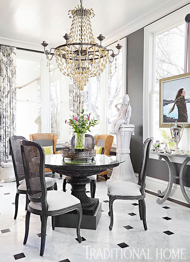 Find This Pin And More On GLAMOROUS DINING ROOMS By Msmillionairess.