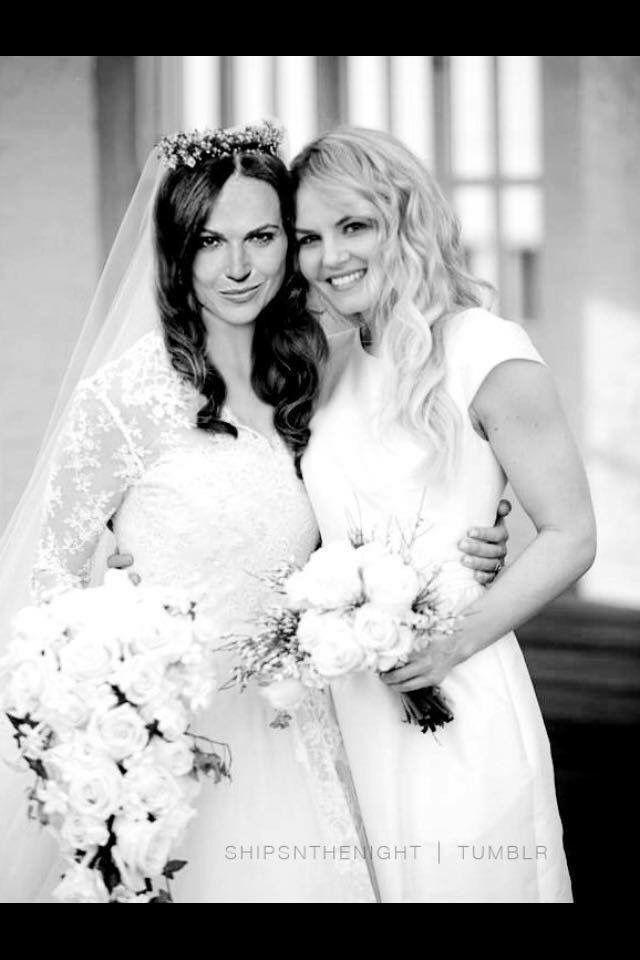 Awesome Regina and Emma (Lana Parrilla and Jen Morrisson)
