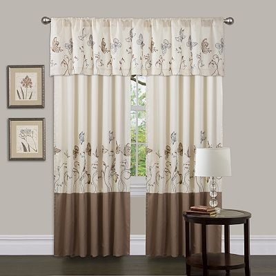 butterfly dreams curtains at kohl 39 s window treatments
