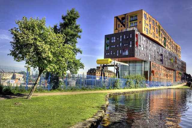 Chips Apartments by Urban Splash, Manchester