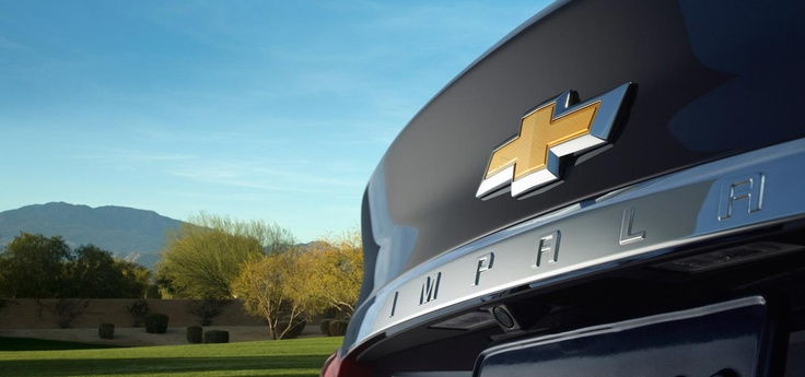 The All-New 2014 Impala by Chevrolet