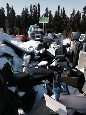 8.Mount Lorne Putting Dent In E-waste