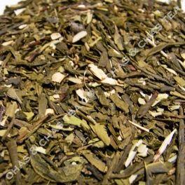 Fuera Líquidos » Té verde Sencha, cola de caballo, yerba mate y piña.