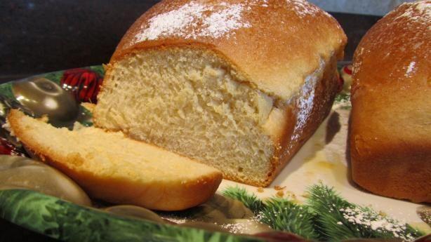 Bimini Bread from the Bahamas