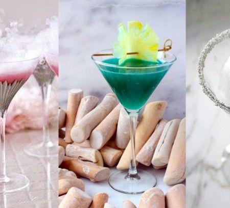 Une petite soif ? Rose bonbon, néon, bleu lagon ou fluo … Découvrez notre sélection étonnante de cocktails repérés sur Pinterest.