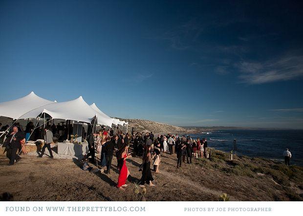 Beach Wedding  www.bedouinevents.co.za