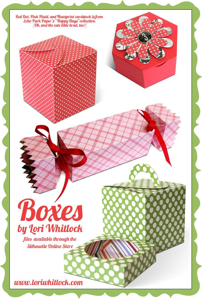 55 best Cute Blogs images on Pinterest Free printable, Free - homemade gift boxes templates