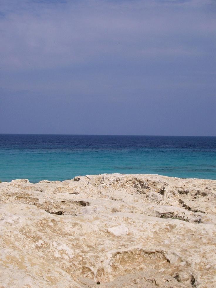 Il mare (di Formentera) - Baleari, Spagna