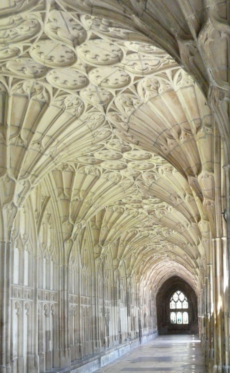 Cathedral, Gloucester, England