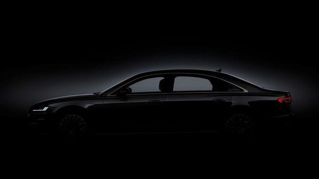 El nuevo Audi A8 se deja intuir pero qué sabemos hasta el momento de esta gran berlina?