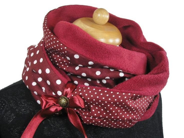 431 best infinity scarf/loopschal images on Pinterest   Sewing ...