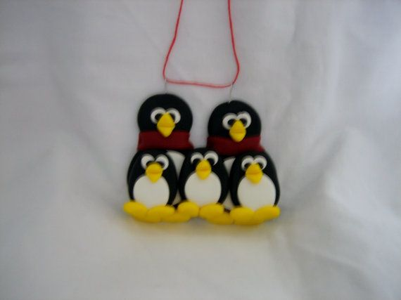 This ornament would be ideal for a family with 2 adults and 3 children. It would make a unique gift for grandparents with 3 grandchildren.
