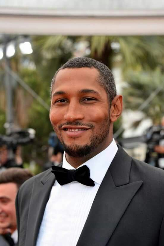 Spurs Boris Diaw looks as good off the court as he does on it! - Ronni