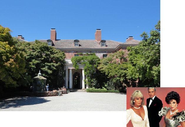 Dinasty Mansion   http://blog.casa.it/2012/02/13/le-case-piu-popolari-della-televisione/