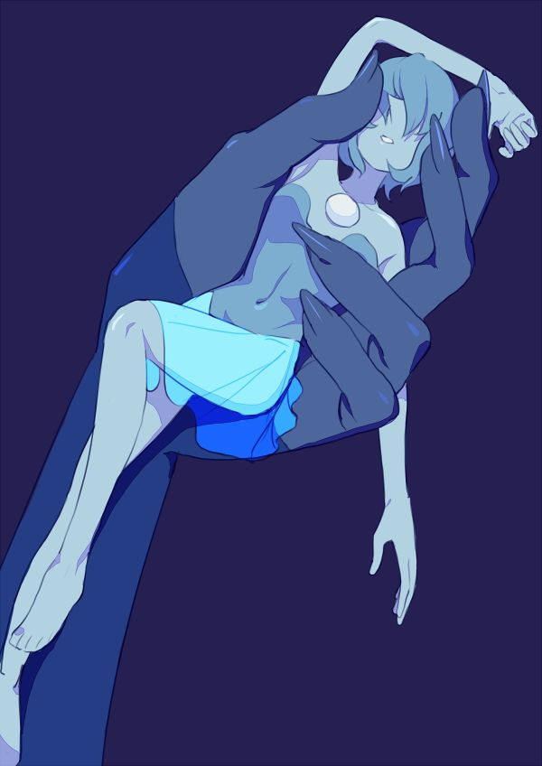 Blue Diamond's Pearl.