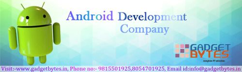 Click here to get the full detail of the best #Android Development #company in India.http://goo.gl/cVFSFw  #Email: info@gadgetbytes.in #Mob. : 08054701925 , 09815501925 #Landline : 0161-4661925