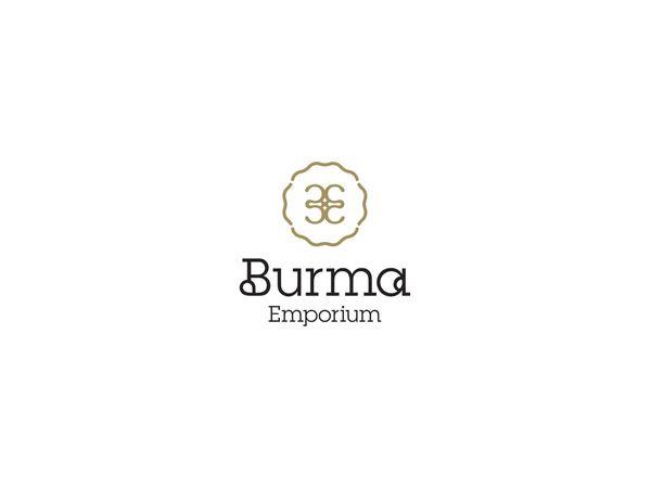 Branding the Burma Emporium by Designer Scott Lambert & Illustrator Andrew Denholm: Emporium Logos, Logos Designs