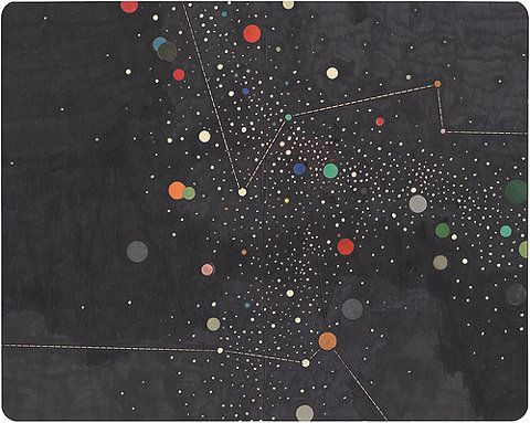 #Constellation || #Graphic #Map || A•