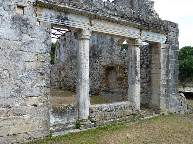 Palaiopolis, Corfu