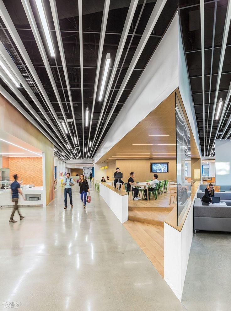 6 Cutting-Edge Media and Tech Headquarters Adobe... | INTERIOR DESIGN