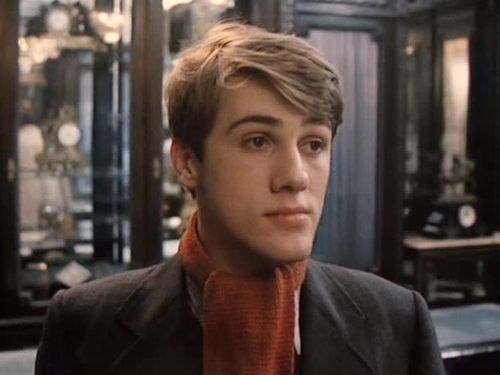 An extremely handsome young Christoph Waltz | Actrices. Johnny depp y Estrellas de hollywood