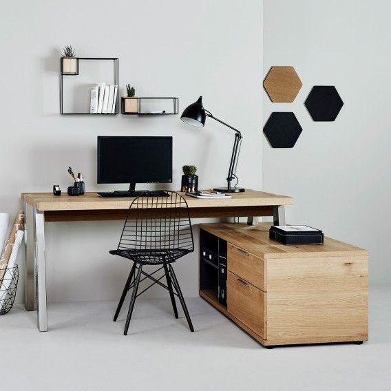bureau d angle solid desk 165 acheter