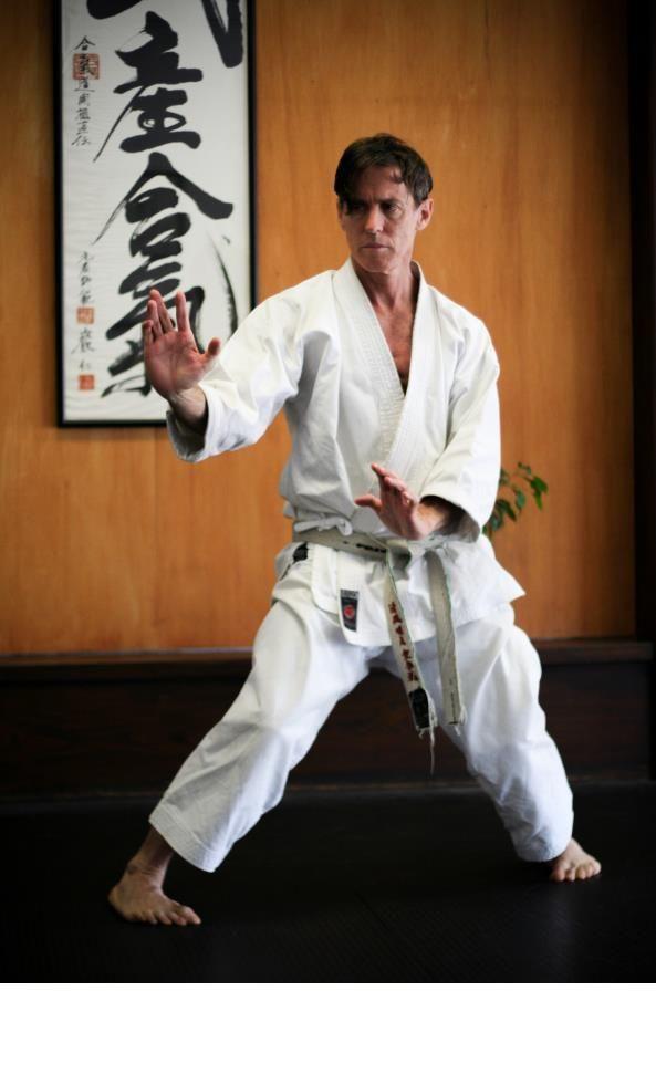 Rick Hotton Shotokan Karate
