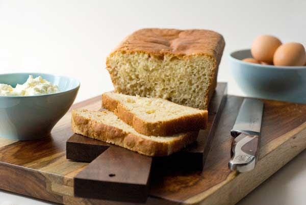 Gluten Free Soft Bread Recipe Breads with milk, active dry yeast, sugar, white rice flour, tapioca starch, sweet rice flour, psyllium husks, kosher salt, large eggs, vegetable oil