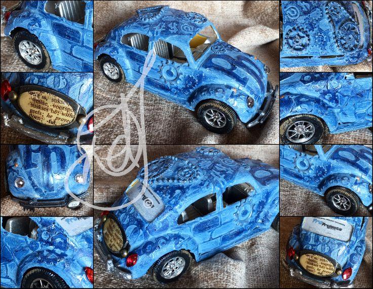 Altered Car