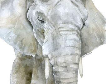 Schildpad aquarel Print 10 x 8 Giclee Fine Art door SusanWindsor