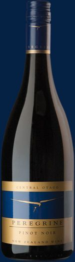 Peregrine 2011 Pinot Noir - an old Central Otago FAVE! @nzwine @copinotnoirltd