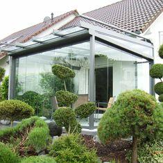 Teba-Fenster-Türen: Sommergarten