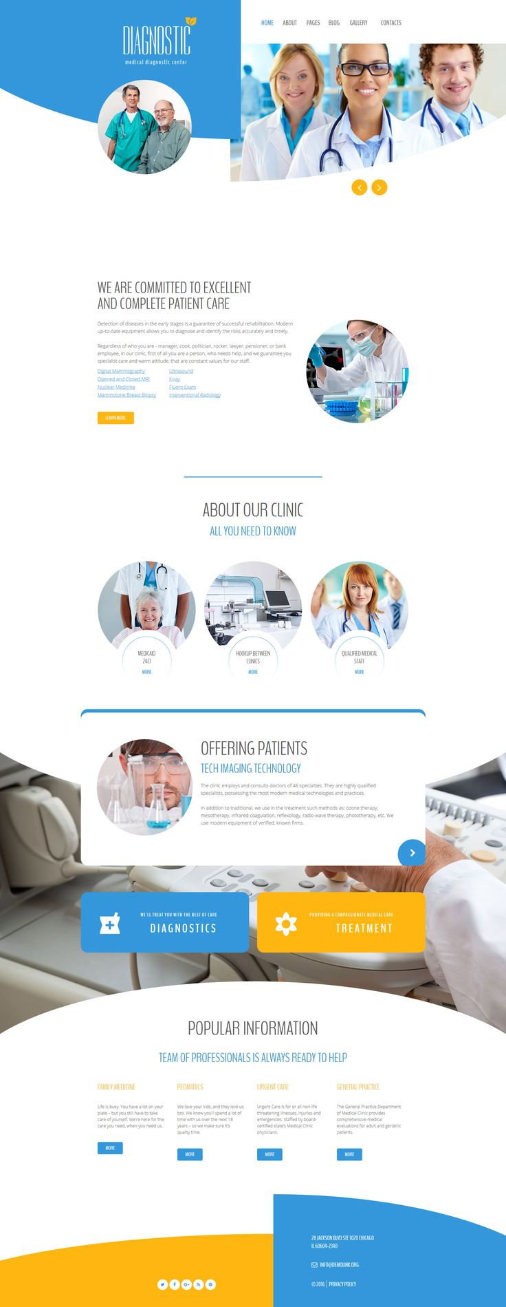 45 best joomla joomla template free images on pinterest medical responsive joomla template httptemplatemonsterjoomla pronofoot35fo Choice Image