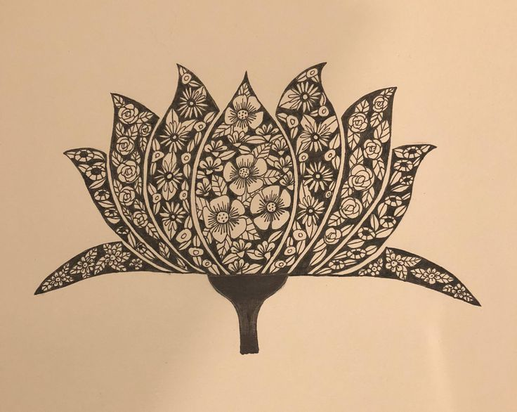 A personal favourite from my Etsy shop https://www.etsy.com/au/listing/579424214/lotus-flowers-ink-drawing-wall-art-print