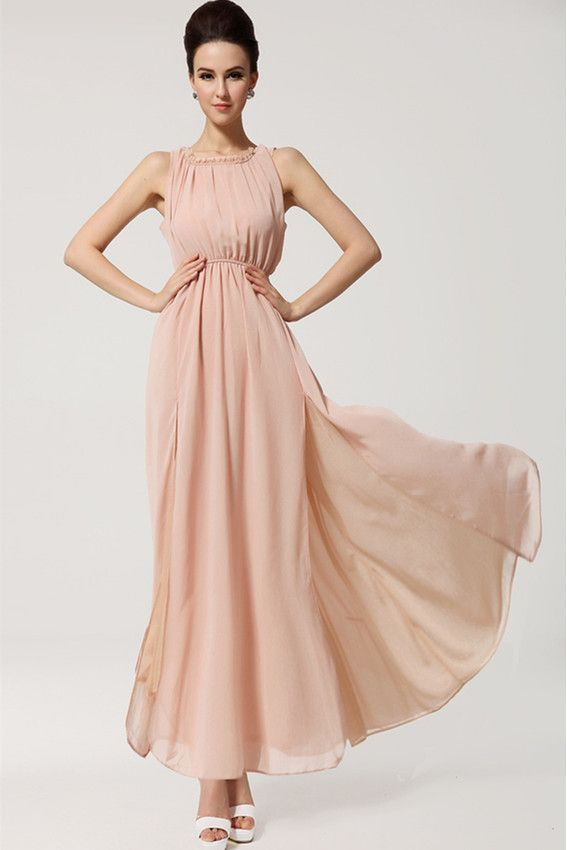 Semi formal maxi dresses summer