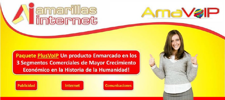 AmarillasInternet & Amavoip