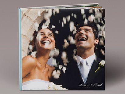 Fotobuch gestalten, das Deluxe-Format für edle Qualität! - PhotoBox