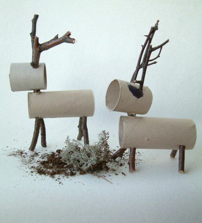 1000 id es sur le th me papier toilette sur pinterest - Activite a faire avec des rouleaux de papier toilette ...