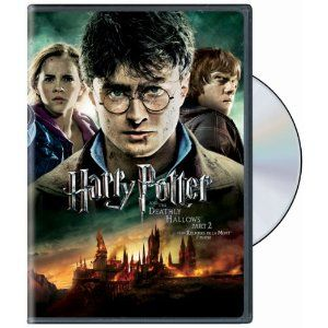 Harry Potter and the Deathly Hallows Part 2 Bilingual: Amazon.ca: DVD