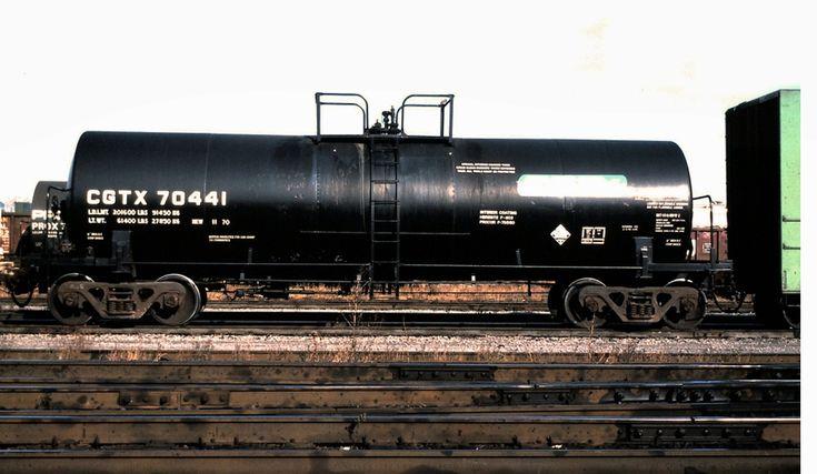 CGTX 70441 Sulphuric Acid Tank Car