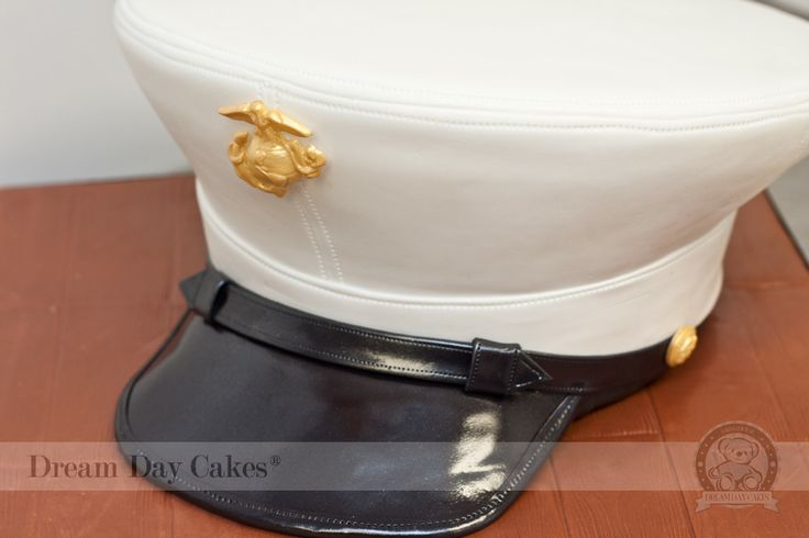USMC Cover-I still can't believe this is a cake!!!