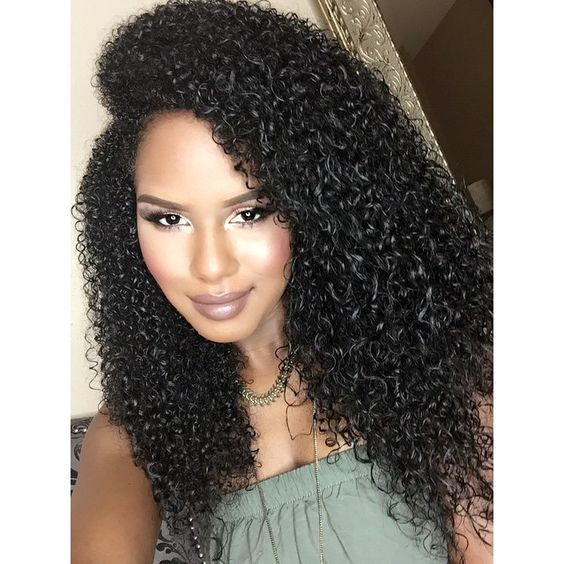 Best 25 kinky curly weaves ideas on pinterest curly extensions free shipping indian hair kinky curly weave bundles with lace closurefactory direct sale 100 pmusecretfo Image collections