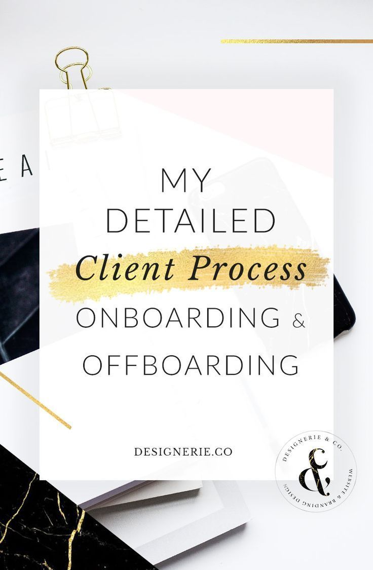 Client Process Designerie Co Branding And Website Design Business Systems Coaching Business Business Tips